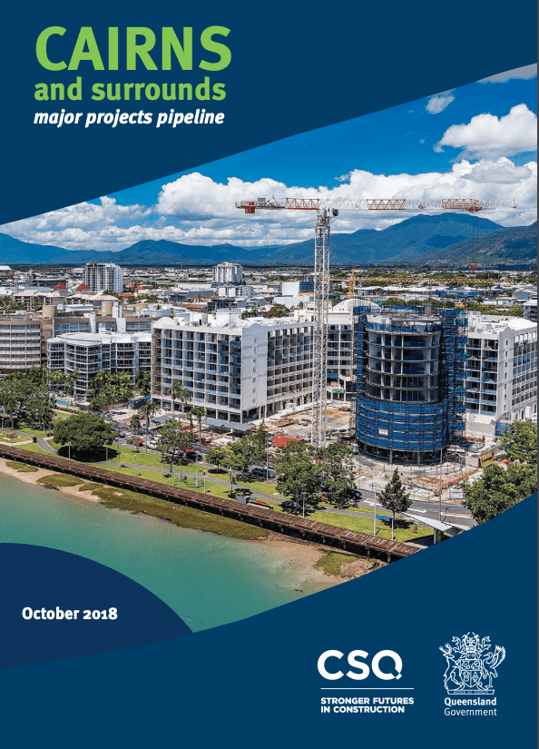 Cairns and Surrounds Major Project Pipeline Booklet​
