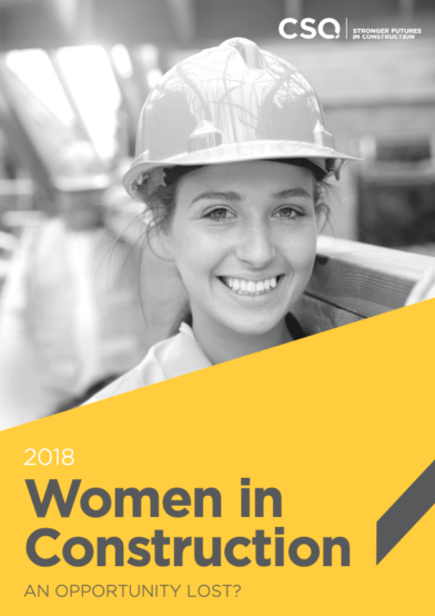 Women in Construction Report 2018